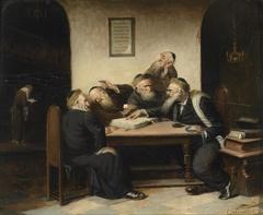 A Quarrel on the Talmud