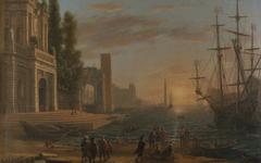 A Seaport