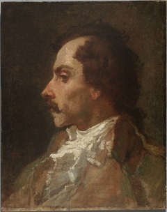 A Soldier (study for The Enrollment of the Volunteers of 1792)