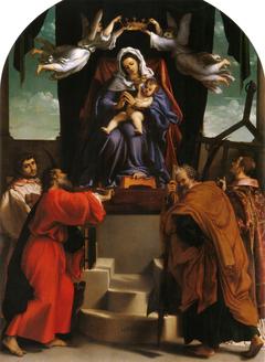 Altarpiece of the Halberd