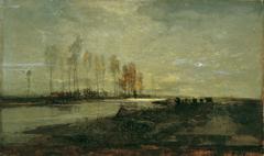 An der Thaya bei Lundenburg II
