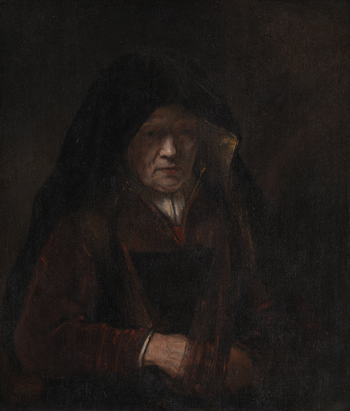 single women in rembrandt Begins working with rembrandt in the 50s, pupil of rembrandt, goes through stage of painting very biblical scenes etc but then moves forward towards the domestic life of women done from 1654-1659: makes use of rembrandts strong color harmonies of black, red and white and his warm chiaroscuro from the 40s.