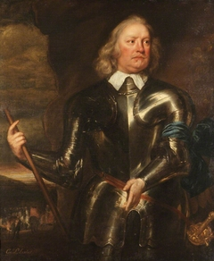 An Unknown Commander, called General Lambert (1619-1683)
