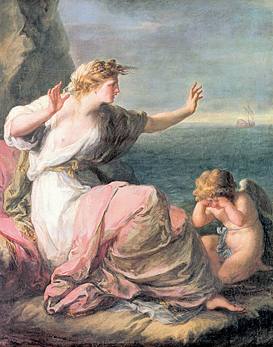 Ariadne Abandoned by Theseus