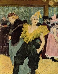 Au Moulin-Rouge : La clownesse Cha-U-Kao