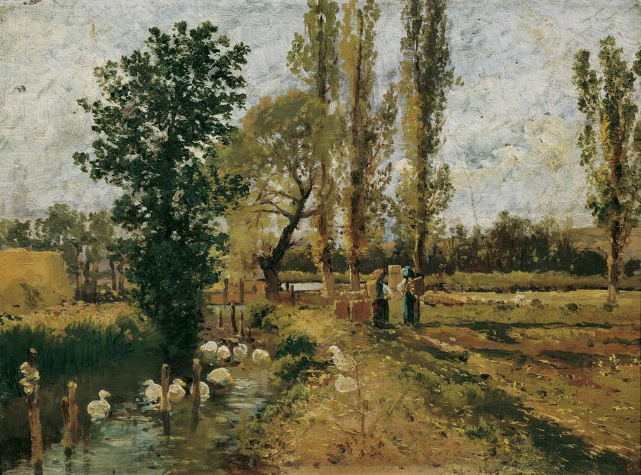 Bach Landscape