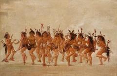 Beggar's Dance, Mouth of Teton River