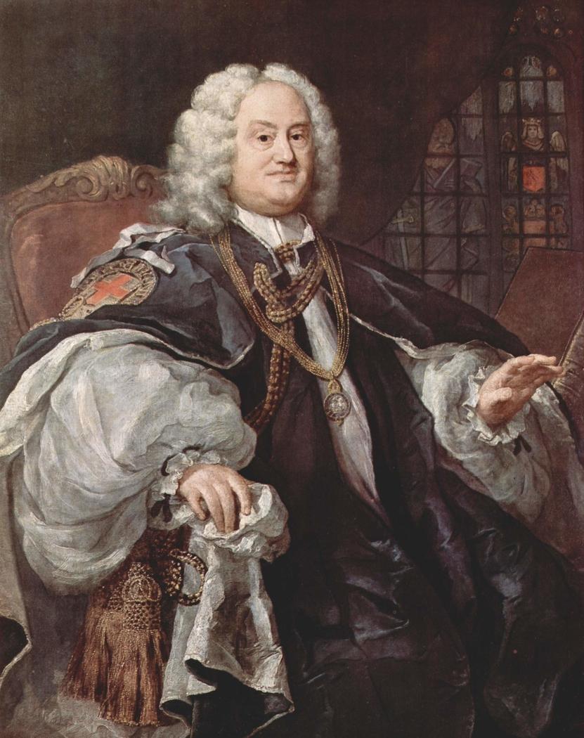 Benjamin Hoadly, Bishop of Winchester