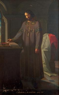 Bermudo I el Diácono rey de Asturias