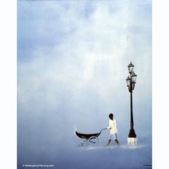 CAMINANDO POR VENEZIA - Walking down Venice - by Pascal
