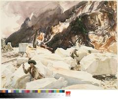 Carrara: Wet Quarries