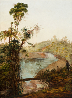 Cascata de Itamaraty em Petrópolis