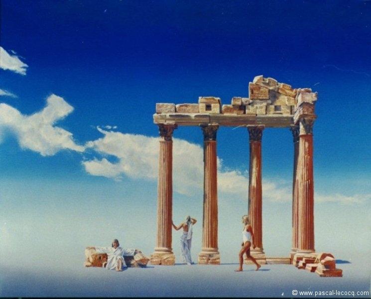 CASSANDRE, CORONIS ET CYRENE