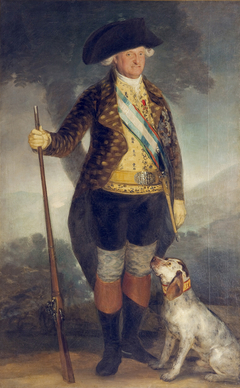 Charles IV in his Hunting Clothes