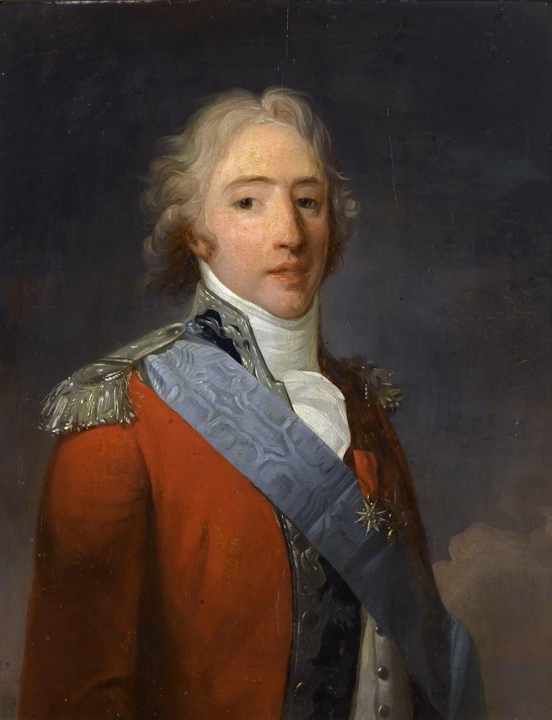 Charles Philippe de France, comte d'Artois (1757-1836)