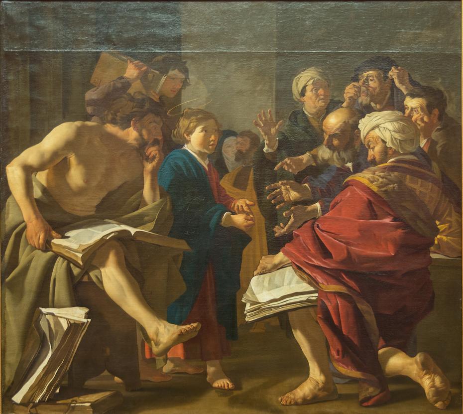 Christ among the Doctors