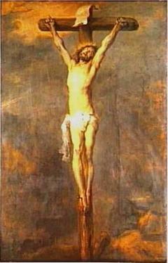 Christ on the Cross, Kunstmuseum Düsseldorf