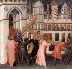 Christ on the Way to Calvary
