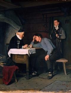Communion in Jail