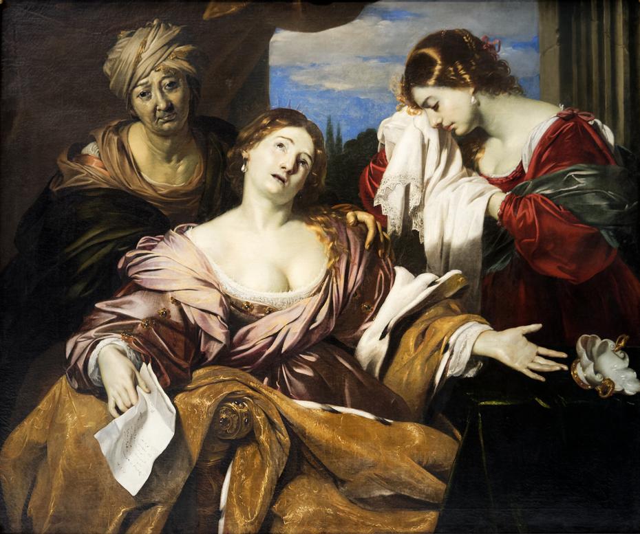 Death of Sophonisba
