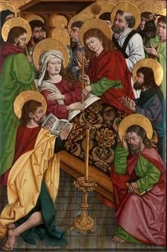 Death of Virgin Mary