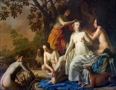 Diana with her Nymphs