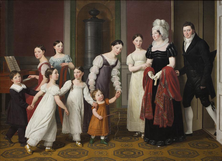 Familien Nathanson