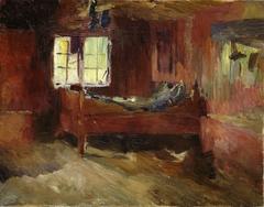 Farm Interior, Strålsjøhaugen