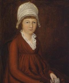 Girl Wearing a Bonnet
