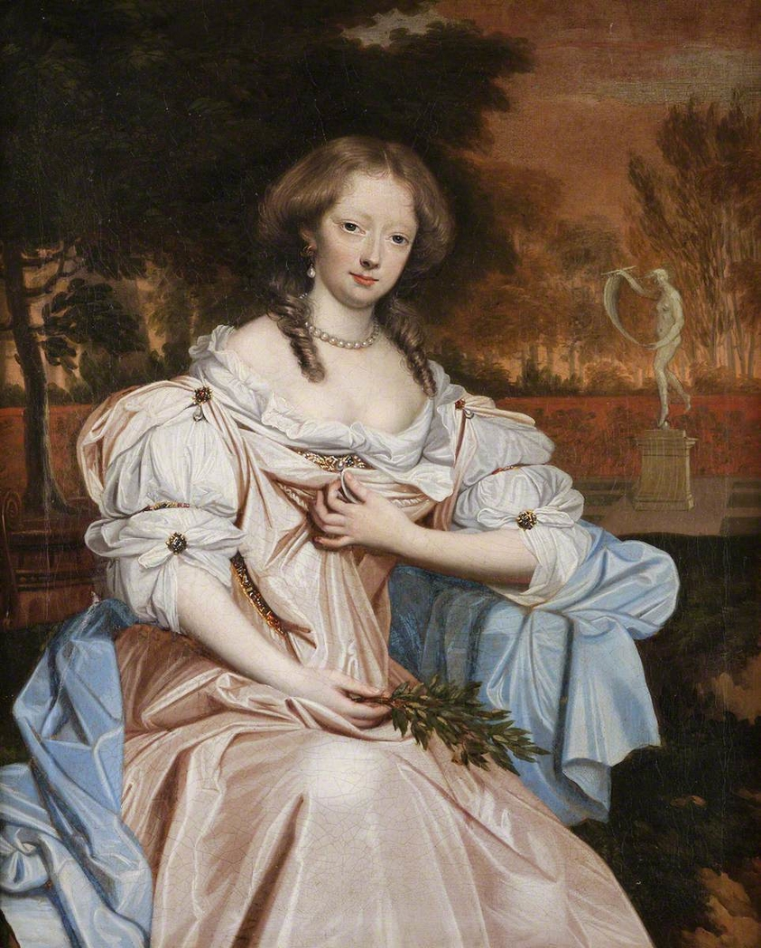 Grace Wilbraham, later Countess of Dysart (1655/6–1740)