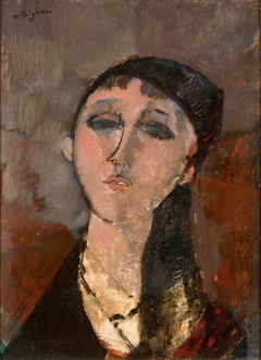 Head of a girl (Louise)
