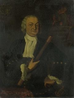 Hendrik Swaardecroon (1667-1728). Gouverneur-generaal (1718-25)