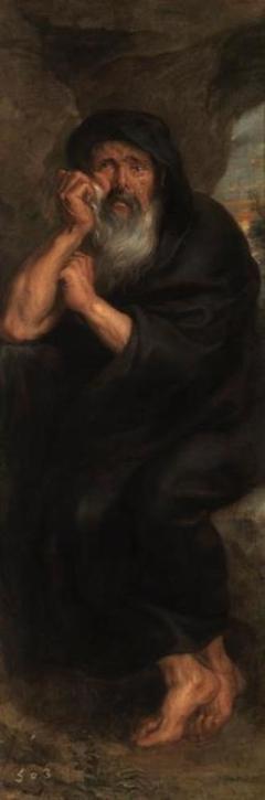 Heraclitus, the Crying Philosopher