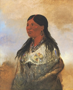 Hón-je-a-pút-o, Wife of Bear-catcher