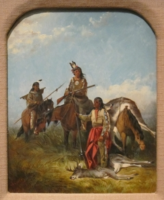 Indians Hunting