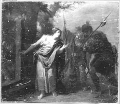 Jael und Sisera (vermutlich)