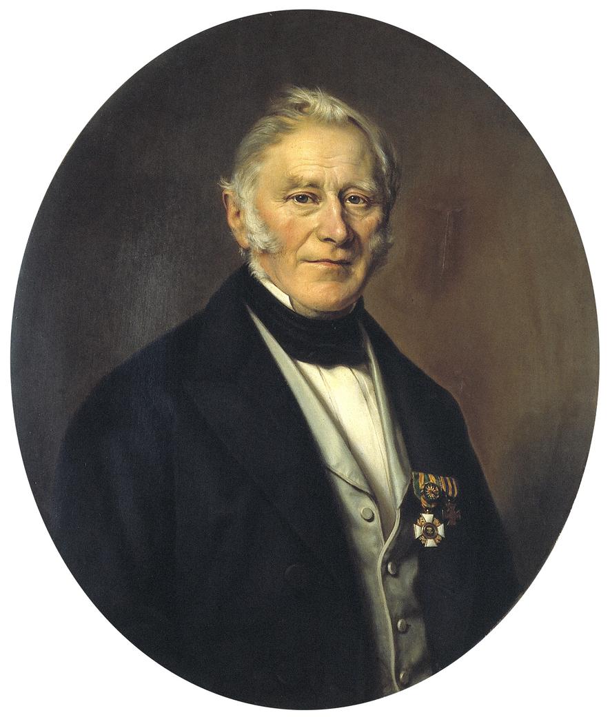Jonkheer Jan Pieter Strick van Linschoten (1805-1881)