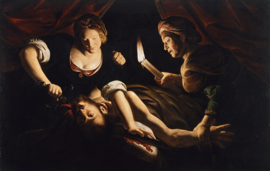Judith Cutting Off the Head of Holofernes
