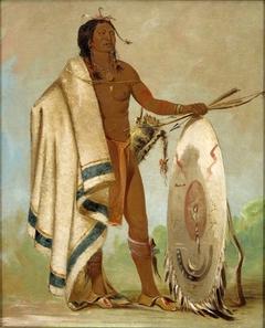 Kotz-a-tó-ah, Smoked Shield, a Distinguished Warrior