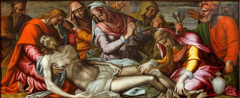 La Déploration du Christ