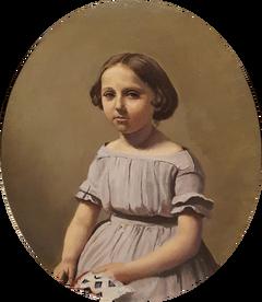 La fille aînée de M. Edouard Delalain