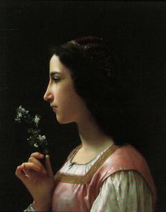 La fleur d'aubépine