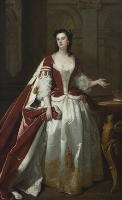 Lady Grace Carteret, Countess of Dysart (1713-1755)