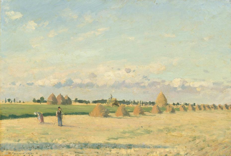 Landscape, Ile-de-France