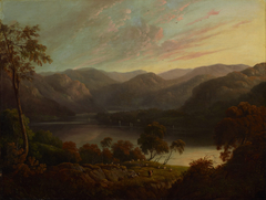 Landscape view in Cumberland