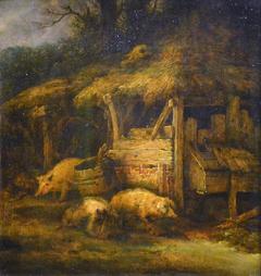 Le Toit à porcs