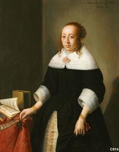 Lysabeth Veen (geb.1640). Echtgenote van Willem van Neck