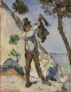 Man with a Vest (L'Homme à la veste)