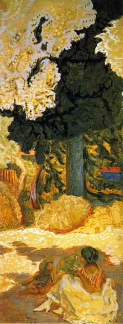 Mediterranean. Triptych (right panel)