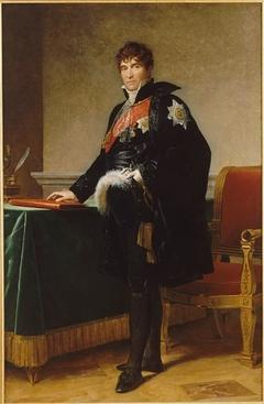 Michel, comte de Regnault de Saint-Jean-d'Angely, maréchal de France (1761-1819)